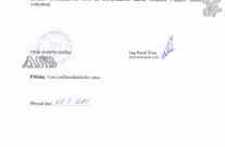 Certifikát na vydávání rostlinolékařského pasu – ASB