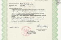 Živnostenský list – ASB
